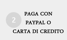 Paga con Carta o PayPal